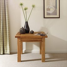 Vale Furnishers - Bordeaux Lamp Table