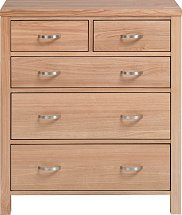 Vale Furnishers - Truro Two and Three Drawer Chest
