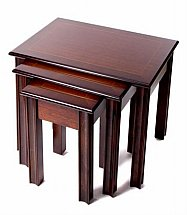 3700/Ashmore-Furniture-Simply-Classical-A805-Chippendale-Nest-of-Tables