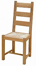 Vale Furnishers - Bordeaux High Back Dining Chair