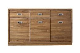 Vale Furnishers - Juno Three Door Sideboard
