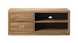 Vale Furnishers - Juno Lowboard TV and Hi-Fi Unit