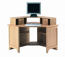 Vale Furnishers - Cirrus Corner Desk Top Unit