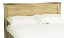 Vale Furnishers - Bedrooms - Cirrus Panel Headboard