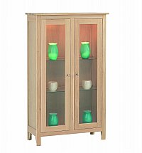 Vale Furnishers - Cirrus Collectors Cabinet