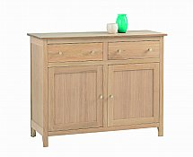 Vale Furnishers - Cirrus Two Drawer Sideboard