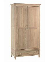 Vale Furnishers - Cirrus Double Wardrobe