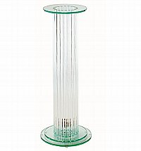 Vale Furnishers -  Floor Standing Tubular Lamp
