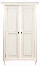 Vale Furnishers - Sussex Double Wardrobe