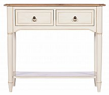 Vale Furnishers - Sussex Console Table