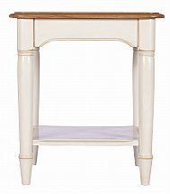 Vale Furnishers - Sussex Lamp Table