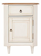 Vale Furnishers - Sussex Corner Cabinet