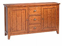Vale Furnishers - Somerset Wide Sideboard