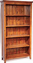 Vale Furnishers - Somerset Tall Bookcase