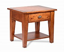 Vale Furnishers - Somerset Lamp Table