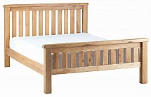 Vale Furnishers - Dorking 5ft Slatted Bedstead