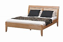 Vale Furnishers - Tonino 4ft 6in Bedstead