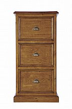 Vale Furnishers - Somerset 3 Drawer Filing Cabinet