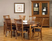 Mark Webster - Perth Dining table and chairs