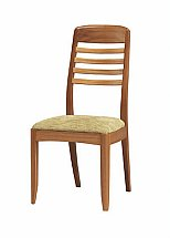 Nathan - Teak Collection Shades Ladderback Dining Chair