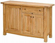 Vale Furnishers - Bordeaux Small Sideboard