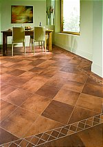 Karndean Knight Tile TerracottaTC48