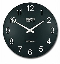 Art Marketing - Vale Furnishers Cotswold Black Wall Clock