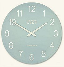 Art Marketing - Vale Furnishers Cotswold Blue Wall Clock