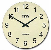 Art Marketing - Vale Furnishers Cotswold Cream Wall Clock