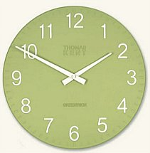 Art Marketing - Vale Furnishers Cotswold Fern Wall Clock