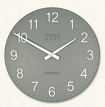 Art Marketing - Vale Furnishers Cotswold Grey Wall Clock