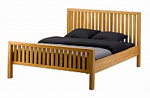 Vale Furnishers - Bedrooms - Juno 5ft Bedstead