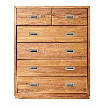 Vale Furnishers - Bedrooms - Juno Two and Four Drawer Chest