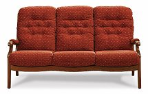 Cintique Winchester 3 Seater Settee