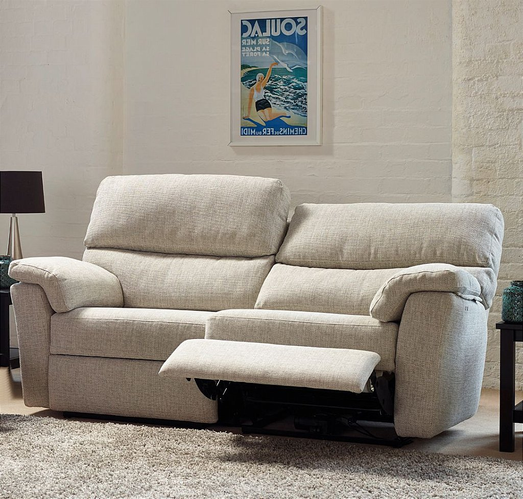 Ashwood Hamilton 2 Seater Recliner Sofa