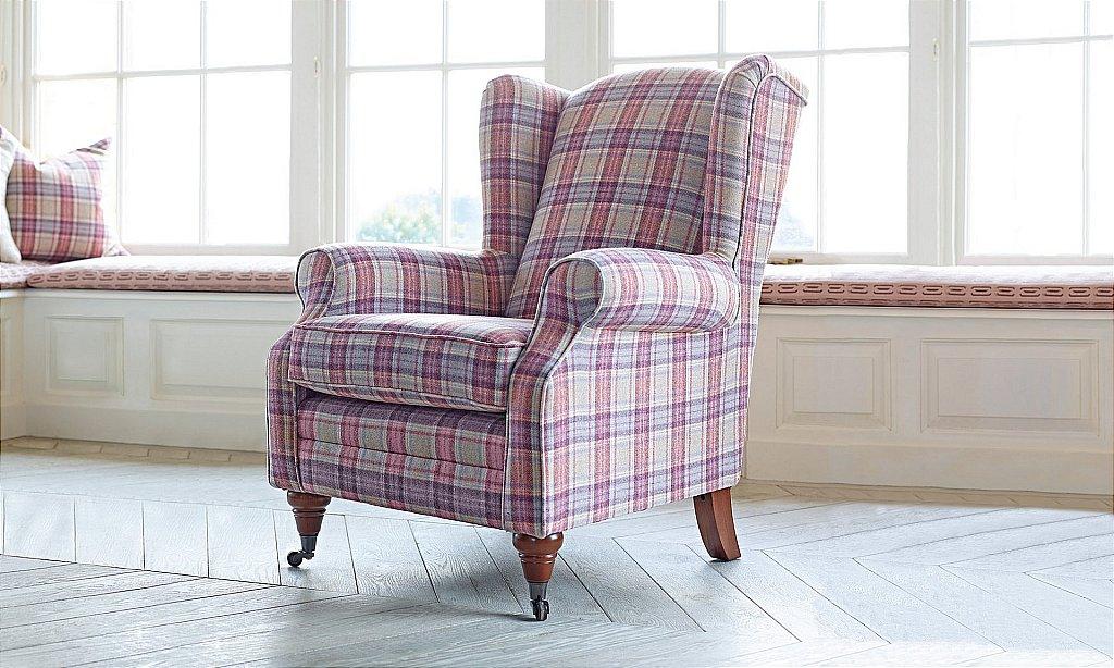 Westbridge Furniture Heather Wing Chair