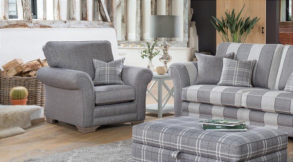 Alstons Upholstery Georgia 2 Seater Sofa