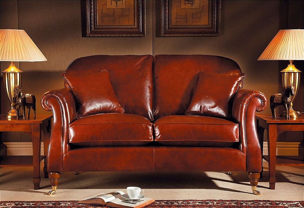 Remarkable Parker Knoll Westbury 2 Seater Leather Sofa Pdpeps Interior Chair Design Pdpepsorg