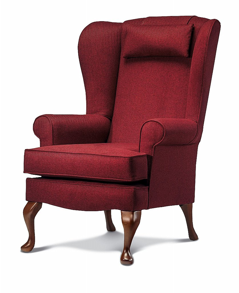 Outstanding Sherborne Buckingham High Seat Chair Creativecarmelina Interior Chair Design Creativecarmelinacom