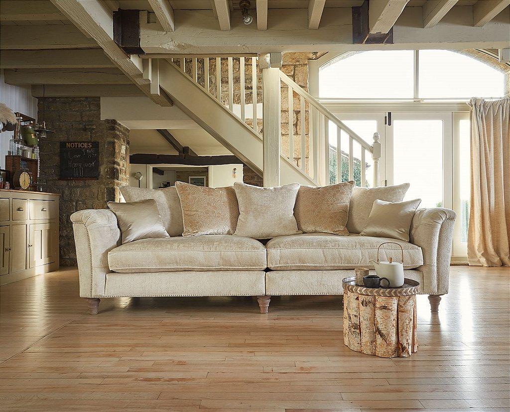 Salvington Fabric 2 Seater Sofa