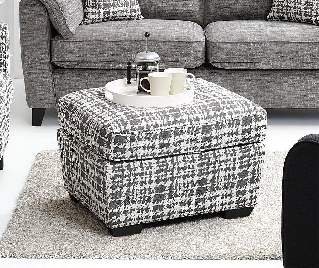 Westbridge Furniture   Storage Footstool