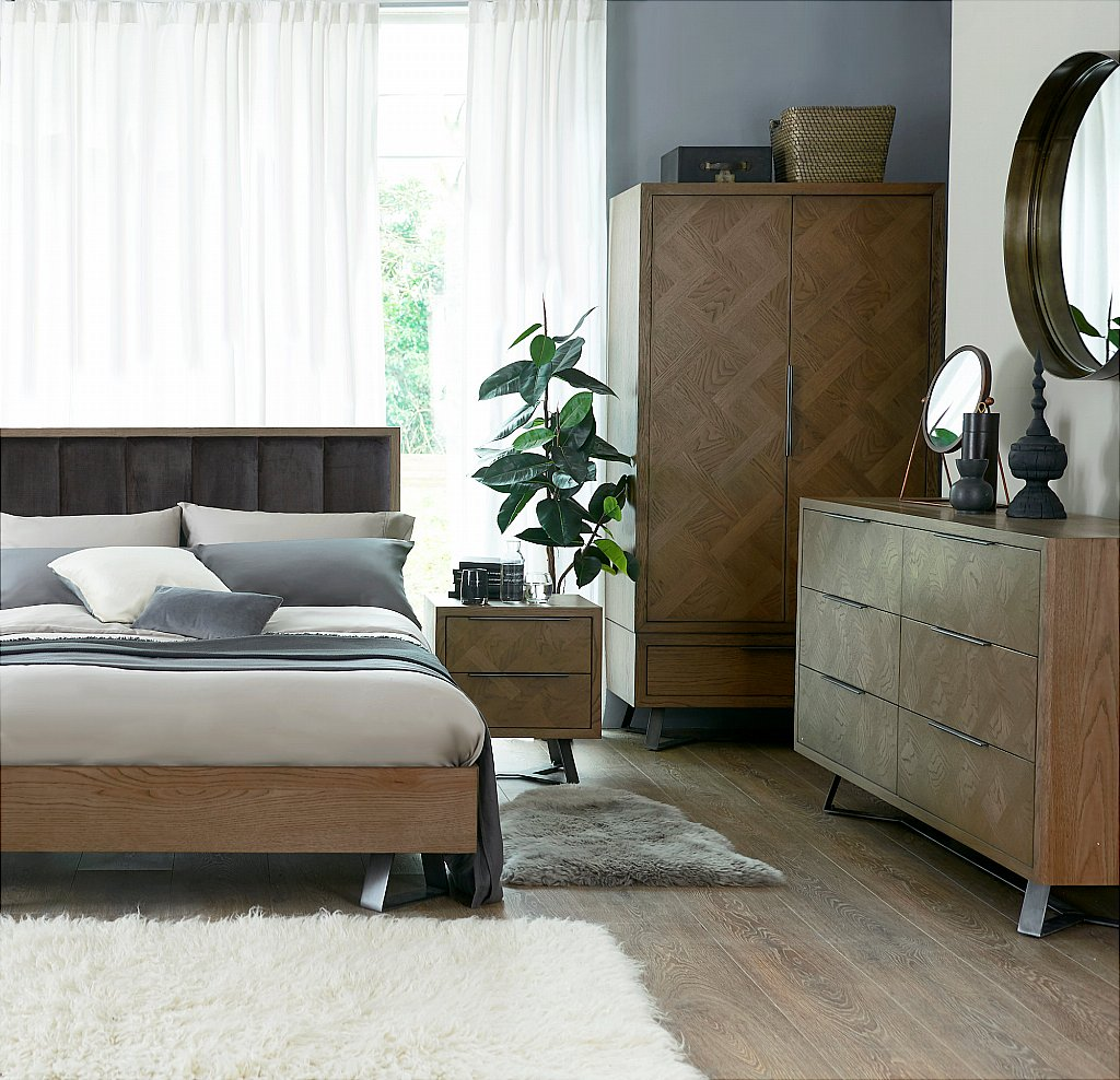 Mackay Collection Issy Super Kingsize Bed Frame