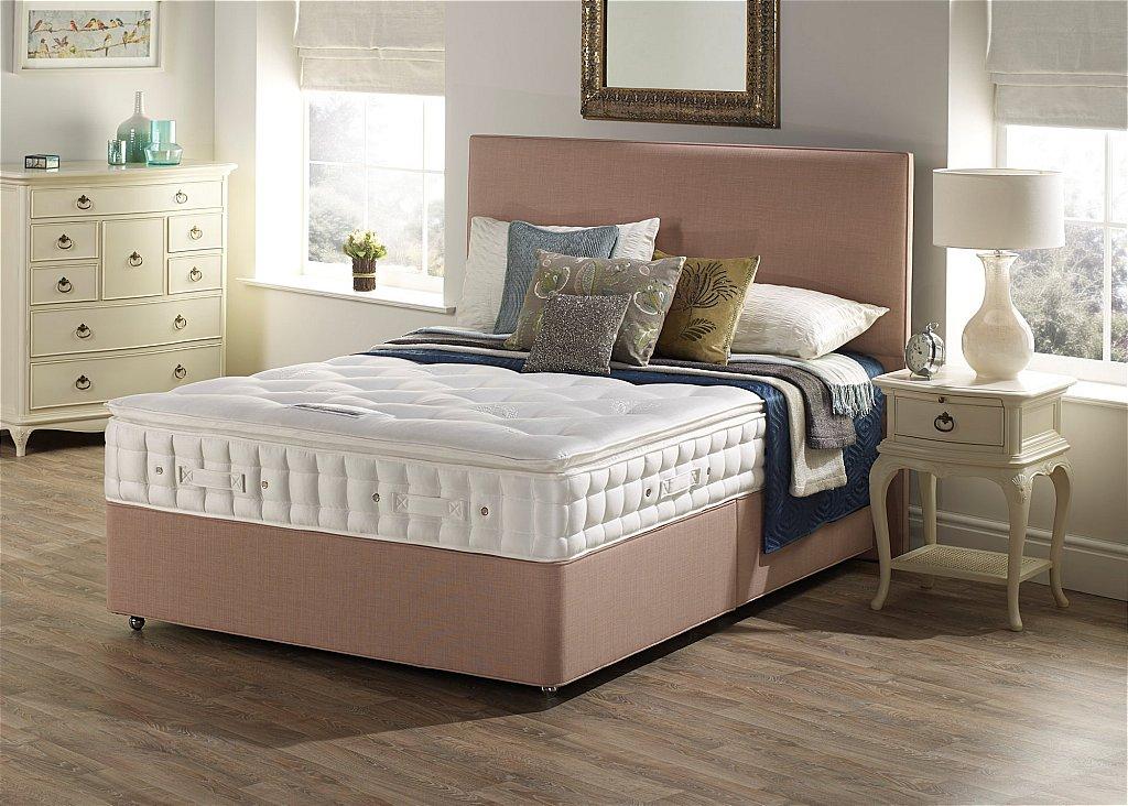 Hypnos Alto Pillowtop King Size Bed