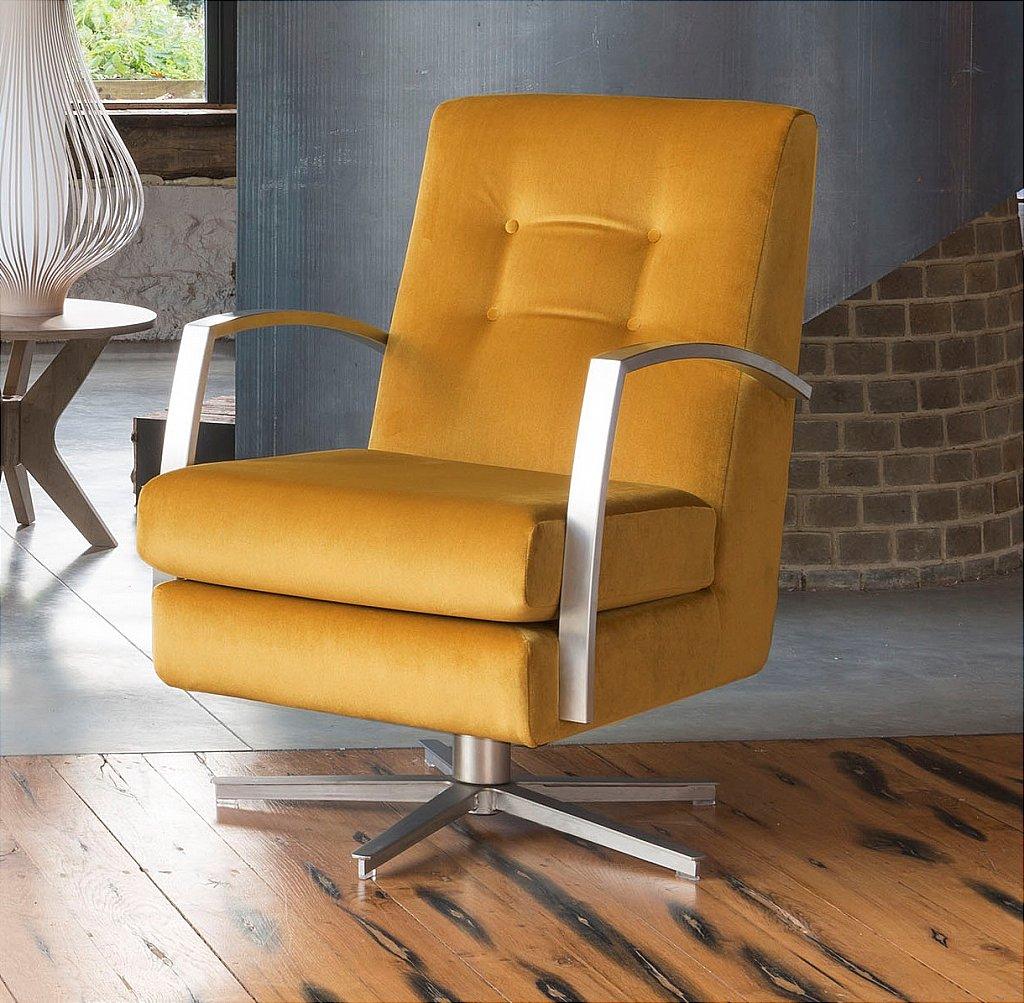 Strange Alstons Upholstery Stockholm Swivel Chair Creativecarmelina Interior Chair Design Creativecarmelinacom