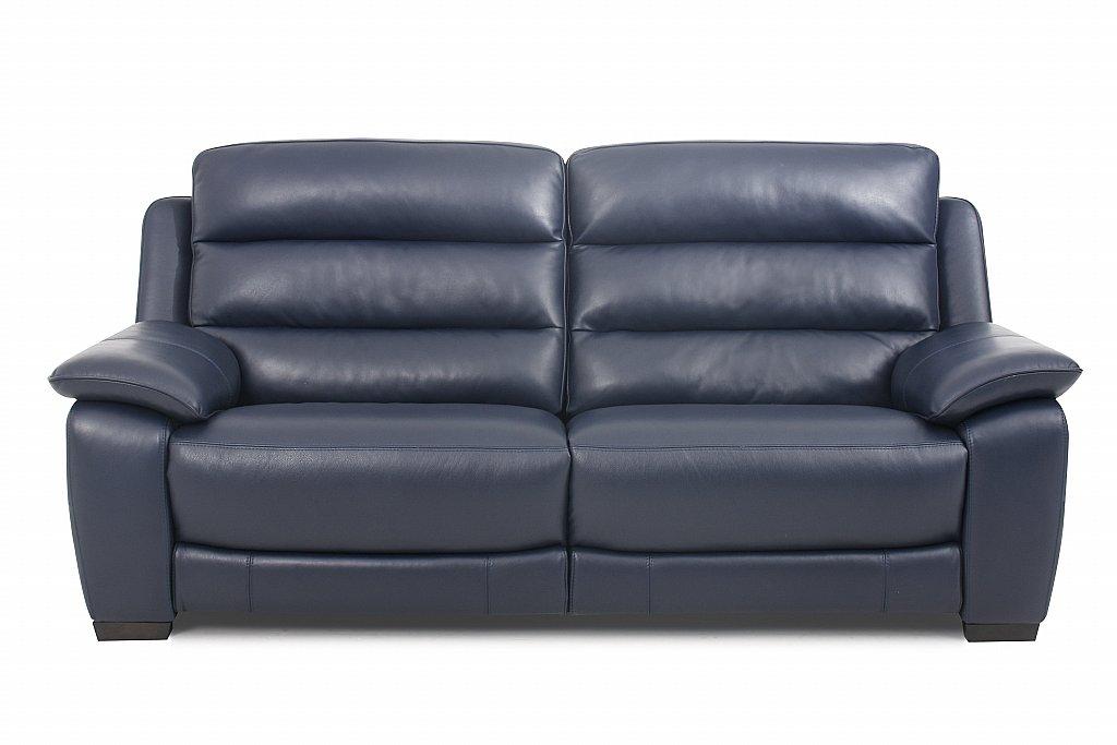 Sturtons Tampa 2.5 Seater Leather Sofa