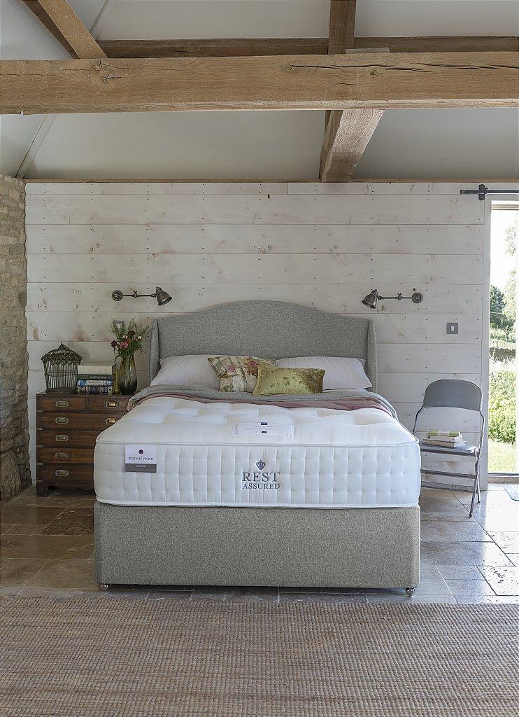 Rest Assured Bennett Divan Bed