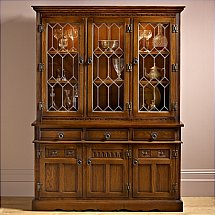 727/Old-Charm/Lancaster-Display-Cabinet
