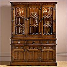 727/Old-Charm/Lancaster-Display-Cabinet