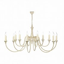 1562/David-Hunt/Bailey-Antique-Cream-12-Light-Pendant
