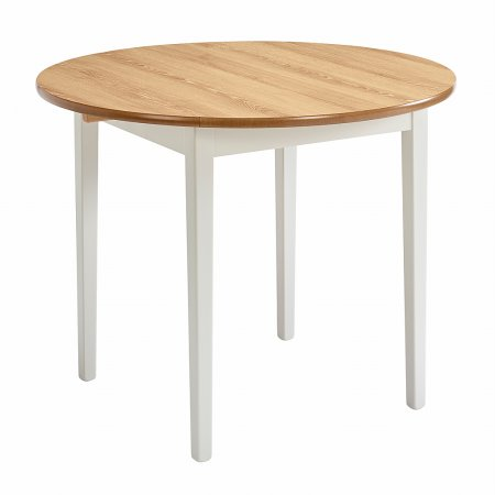 Sutcliffe - Tufftable Fixed round top Table
